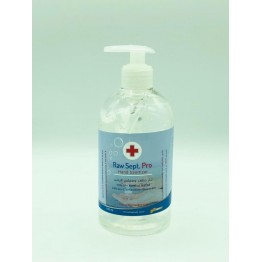 Hand Sanitiser 500ml - Made...