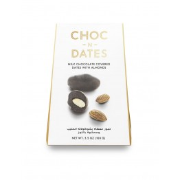 Dates with Almonds...