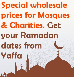 Mosques and Charities Special Pricing